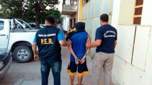 Barra de Patronato: detuvieron al cuñado del líder
