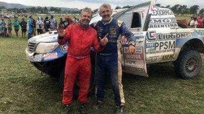 Naivirt tuvo revancha y completó el Dakar 2018