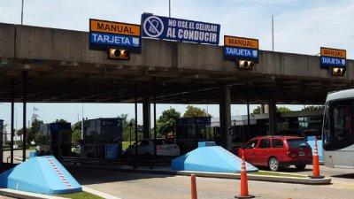 Nuevos dispositivos de seguridad vial en el túnel subfluvial