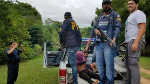 Piratas del asfalto: cayó parte de la banda que atacaba en la Autovía 14