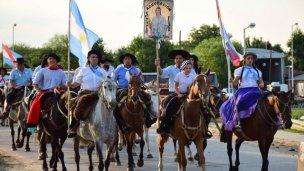 Ubajay vivió la Fiesta Provincial del Yatay