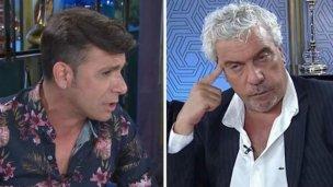 Cruce entre Coco Sily y Martín Bossi por la violencia de género y el machismo