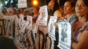En Gualeguaychú piden justicia por Fernando Pastorizzo