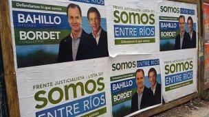 Somos Entre Ríos informó que su campaña le demandó $ 5,6 millones