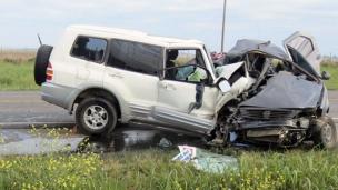 Bajó el número de muertos por accidentes en rutas entrerrianas