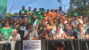ATE y CTA Autónoma convocaron a paro nacional