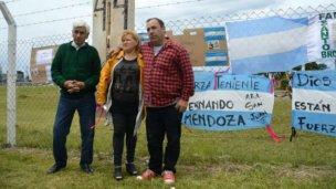 ¿Por qué los familiares de Fernando Mendoza no se reunieron con Macri?
