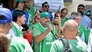 La protesta de ATE se concentrará en la ruta 14 y el Túnel
