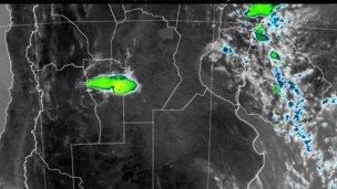 Más localidades entrerrianas, en alerta por tormentas fuertes
