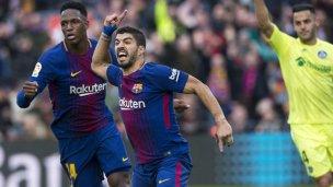 Al salteño Suárez le anularon un golazo