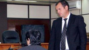 Los 5 antecedentes del nuevo abogado de Nahir Galarza