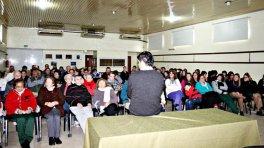 Exitosa jornada de cine debate en Villa Elisa