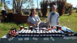 Feria de pequeños productores y artesanos rurales