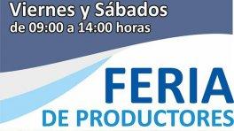 La Feria de Productores, también los sábados