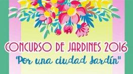 Abrió la inscripción al Concurso de Jardines 2016