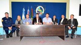 Un paso más en la implementación del SOS Alerta Concordia