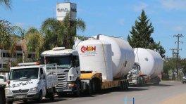 Tanques Cisternas para los pozos de agua