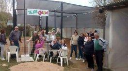 Elisenses en el provincial de Abuelos en Acción